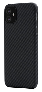 Pitaka Aramid Case Black/Grey Twill for iPhone 11