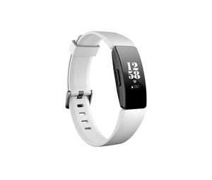 Fitbit Inspire HR Activity Tracker Black/White