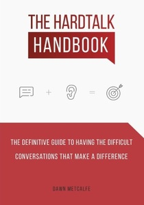 The Hardtalk Handbook - Dawn Metcalfe