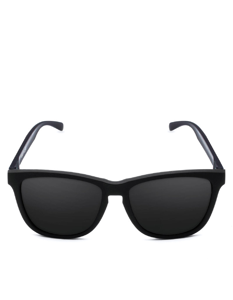 06f5ef6fa23 Emoji Grey Smiles Rubber Black Black Adult Sunglasses