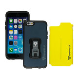Armor-X Rugged Case Blue/Yellow Iphone 6