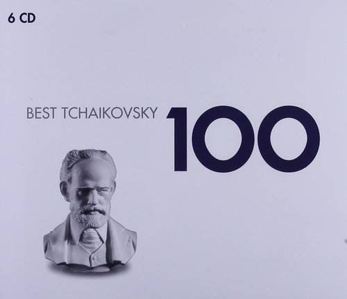 BEST TCHAIKOVSKY 100 / VARIOUS