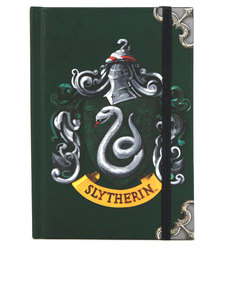 Harry Potter Slytherin A6 Notebook