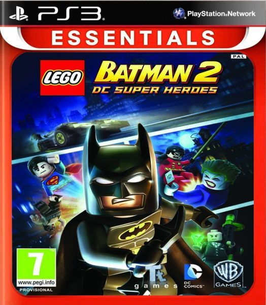 Lego Batman 2 Dc Super Heroes Essentials Ps3 | Games | PS3 ...