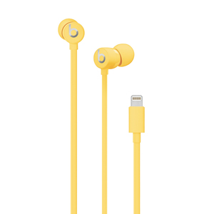 Beats By Dr Dre Urbeats3 Yellow In-Ear Earphones with Lightning Connector