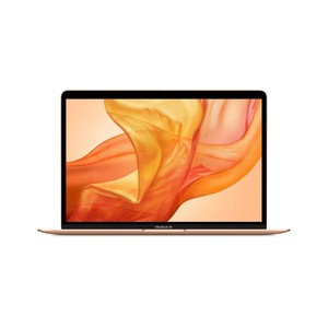 Apple MacBook Air 13-Inch Gold 1.1Ghz Dual-Core 10th-Gen Intel Core 13/256 GB