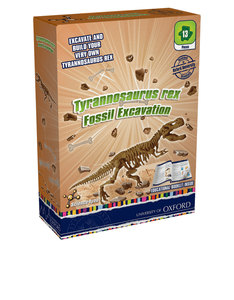 Science 4 You Oxford Fossil Excavation Tyrannosaurus Rex
