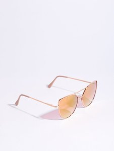 SKINNY DIP MADISON ROSE GOLD SUNGLASSES