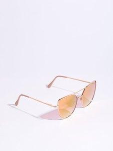 5e3a1fd982e8 Skinny Dip Madison Rose Gold Sunglasses