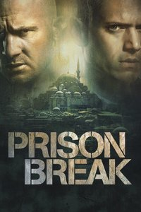 Prison Break: Season 1-5 [5 Disc Set]