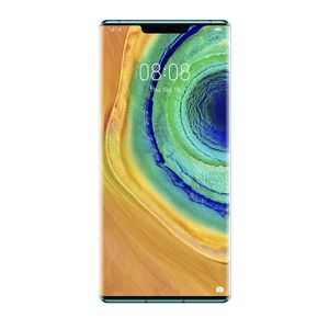 Huawei Mate30 Pro 5G Smartphone Vegan Leather Orange 256 GB/8 GB/Dual SIM