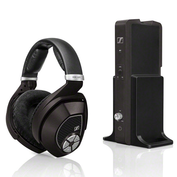 Sennheiser Rs185 Digital Wireless Headphones