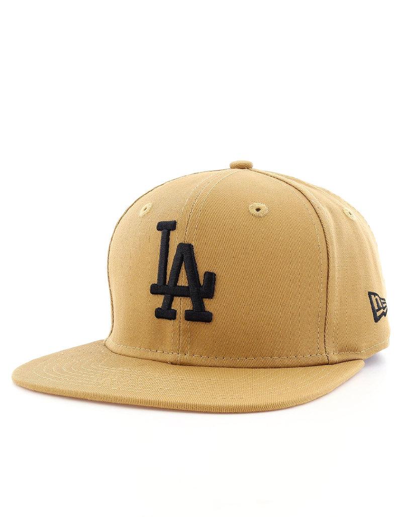 New Era Ne True Originators LA Dodgers Khaki Black Cap  f69f2cba656