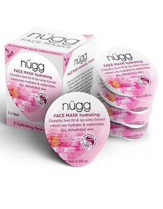 Nugg Beauty Deep Hydration Face Mask 10ml [5 Pack]