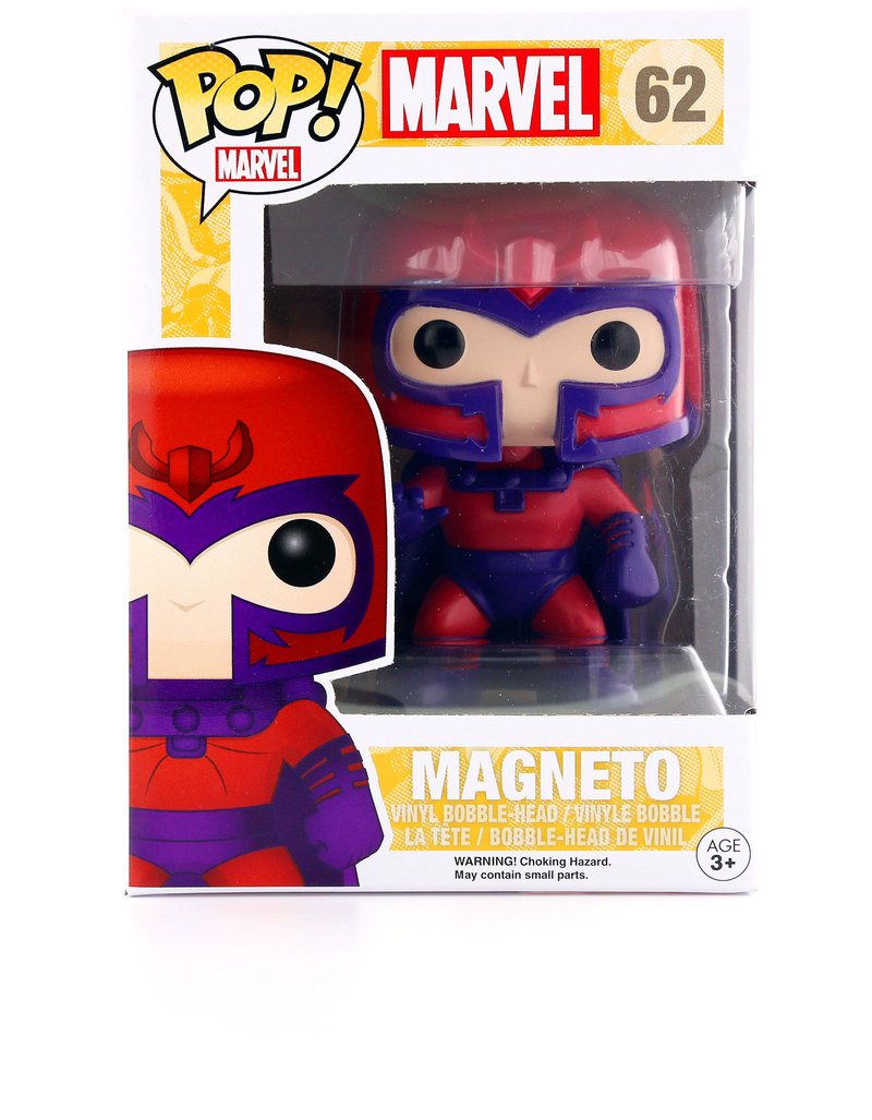 Pop Marvel Vinyl Magneto Classic X-Men