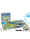 4D Cityscape Ancient Greece National Geographic Jigsaw Puzzle