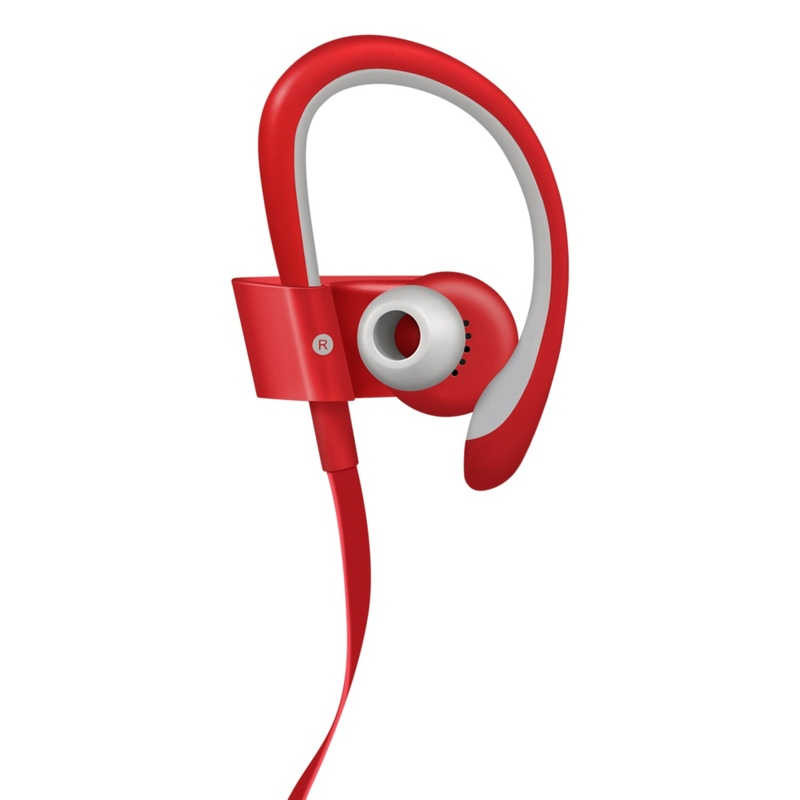 Beats Powerbeats 2 Red Wireless Earphones