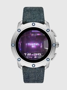 Diesel DT2015 Jean Blue Smart Watch 48mm [Gen 5]