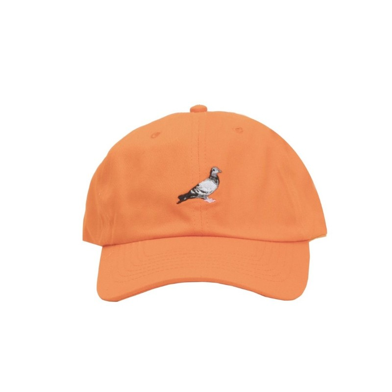 Staple Pigeon Twill Men's Cap Orange