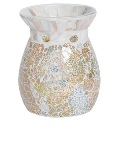 Yankee Candle Melt Warmer Gold & Pearl Crackle