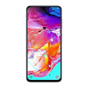 Samsung Galaxy A70 128GB Dual Sim 4G Black