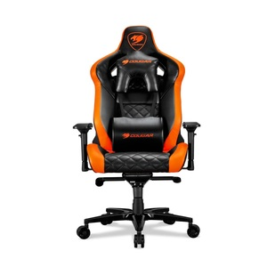 Cougar Armor Titan Gaming Chair Black/Orange