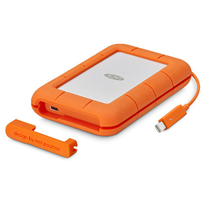 LACIE 4TB RUGGED THUNDERBOLT & USB-C