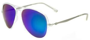 f58465f6eda Eleven Miami  Fashion Sunglasses Round Frame Unisex Black  Black ...