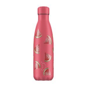 Chilly's Bottle New Icon Watermelon Water Bottle 500 ml
