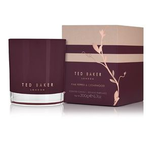 Ted Residence Pink Pepper & Cedarwood Candle 200g