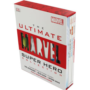 Ultimate Marvel Super Hero Collection