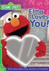 Sesame Street: Elmo Loves You!