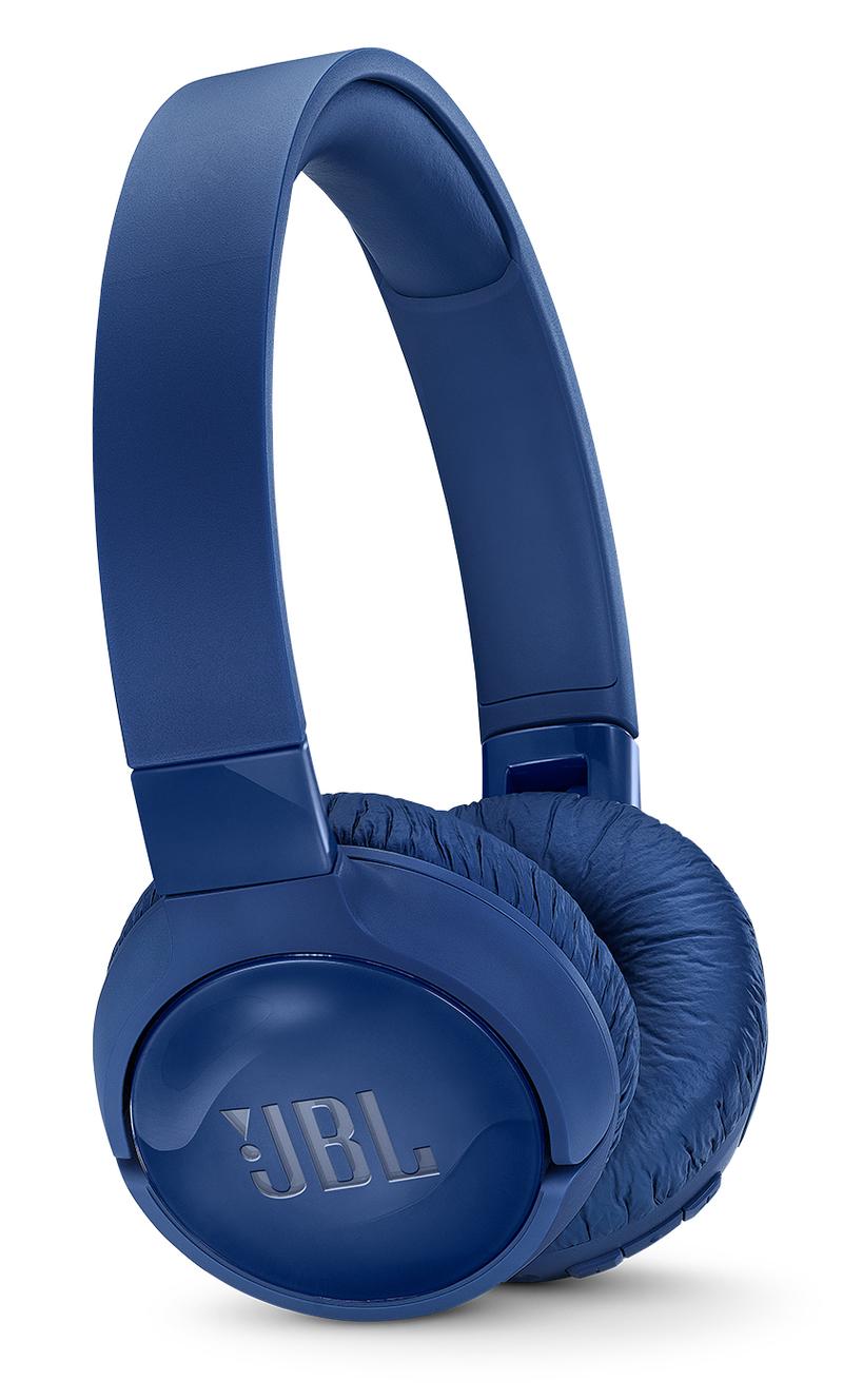 07ff4dbd54c JBL T600BT Noise-Caneclling Wireless Bluetooth Blue On Ear Headphones   On-Ear  Headphones   Headphones   Headphones + Audio   Electronics & Accessories ...