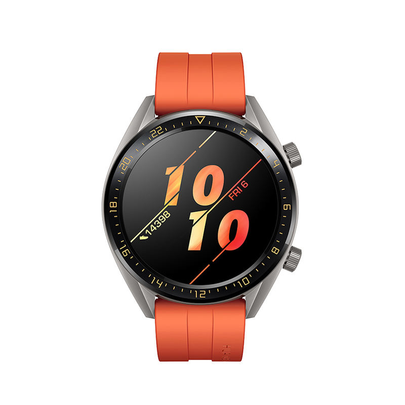 Huawei Watch GT Active Smart Watch Red