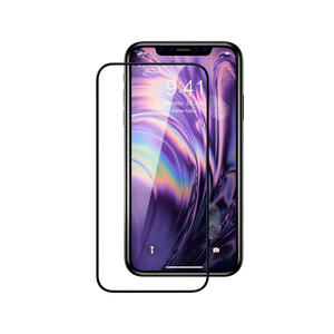 Devia Van Entire View Anti-Glare Tempered Glass for iPhone 11