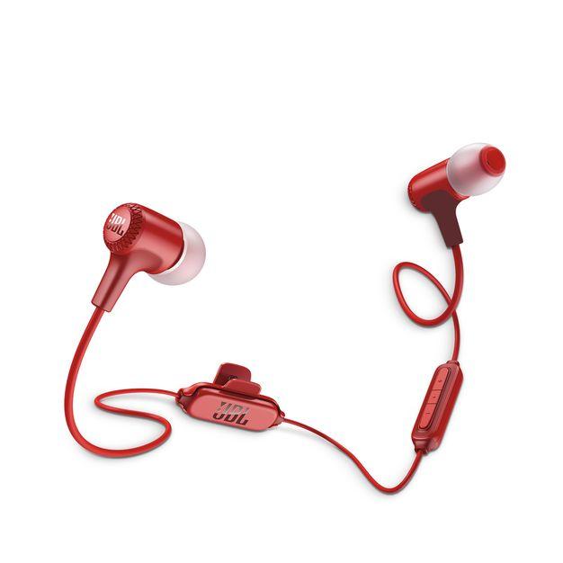 Cheap Panasonic Sports Clip Earbud Headphones RP-HS34-V (Purple) Water Resistant, Tough, Durable, Adjustable Ear Clip...