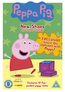 Peppa Pig: New Shoes And Other Stories