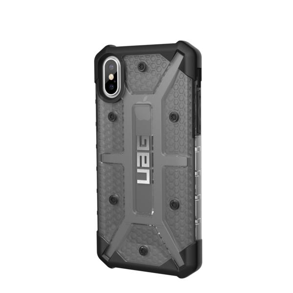 online retailer c5352 93c88 UAG Plasma Case Ash Grey Transparent for iPhone X | Cases ...
