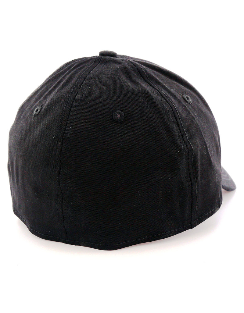 6e6abfe5d3e New Era MLB League Basic NY Yankees Black Black Cap