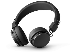 Urbanears Plattan 2 Black Bluetooth On-Ear Headphones