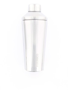 Corkcicle Stainless Steel Cocktail Shaker with Lid 470 ml