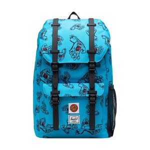 Herschel Little America Youth Backpack Santa Cruz Blue
