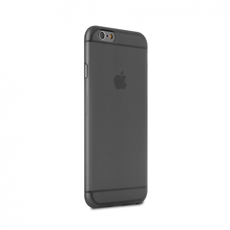 Puro Ultra-Slim Cover Black W/Sp Iphone 6 Plus