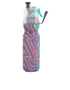 O2Cool Insulated ArcticSqueeze Mist 'N Sip Artist Collection No. 4 590ml Water Bottle