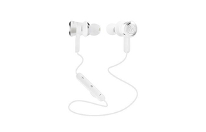 Monster Clarity HD White Bluetooth In-Ear Earphones