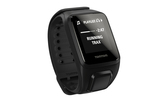 Tomtom Spark Cardio Black Large Gps Fitness Watch With Heart Rate Monitor