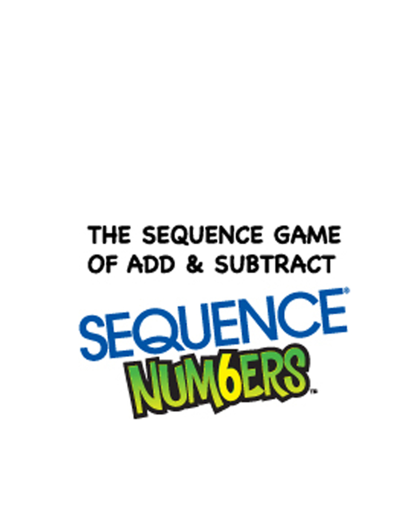 Jax Sequence Numbers Board Game