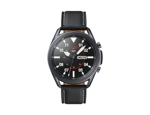 Samsung Galaxy Watch 3 SS 45mm Black + JBL TWS T120 Black In-Ear Earphones