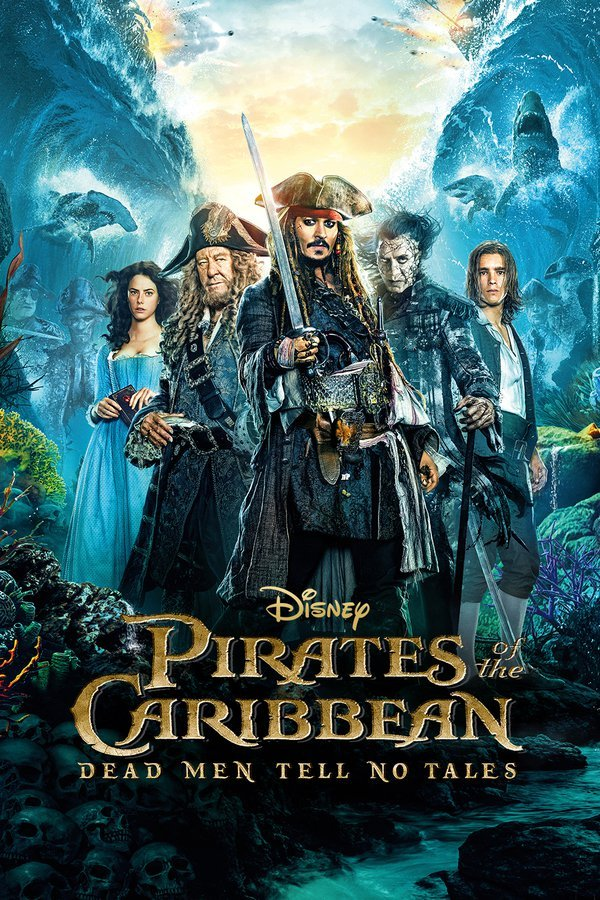 Pirates of the carribean