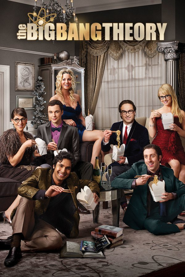 The Big Bang Theory: Seasons 1-8 [25 Disc Set]